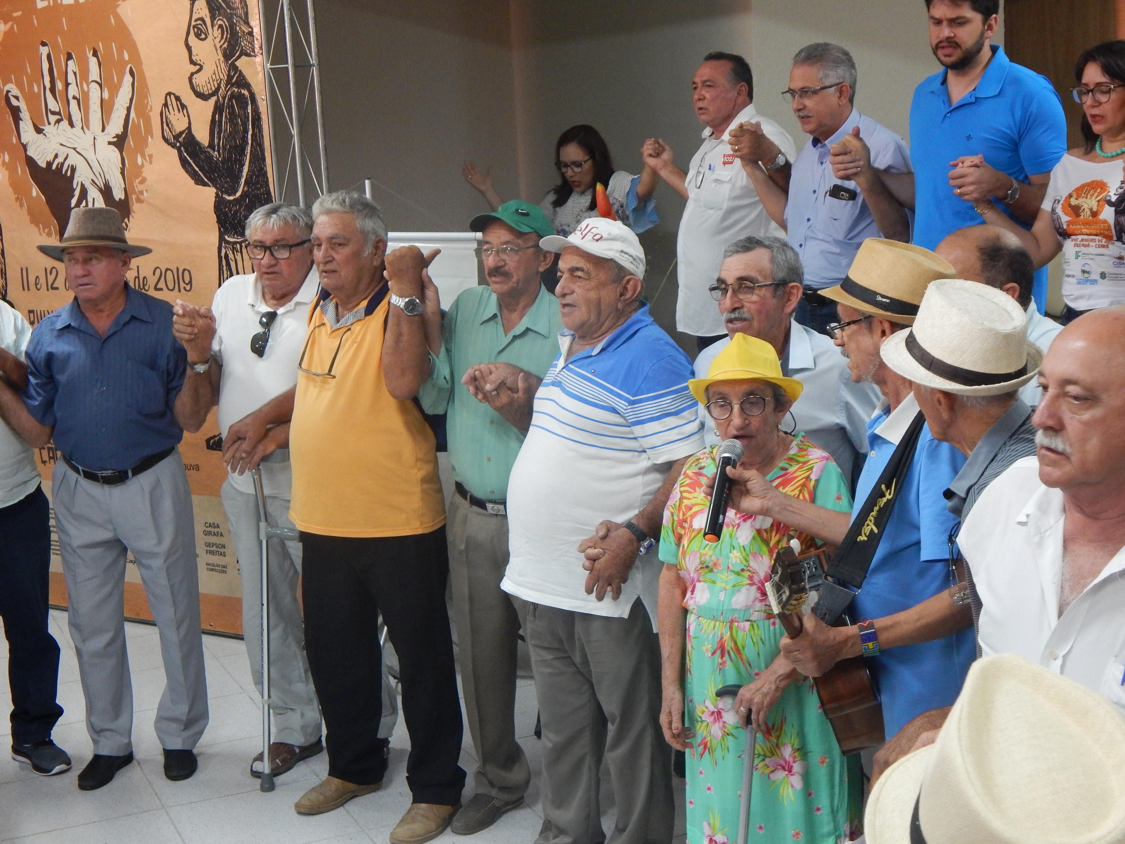 Bom inverno para o Ceará em 2019, dizem profetas da chuva em Quixadá