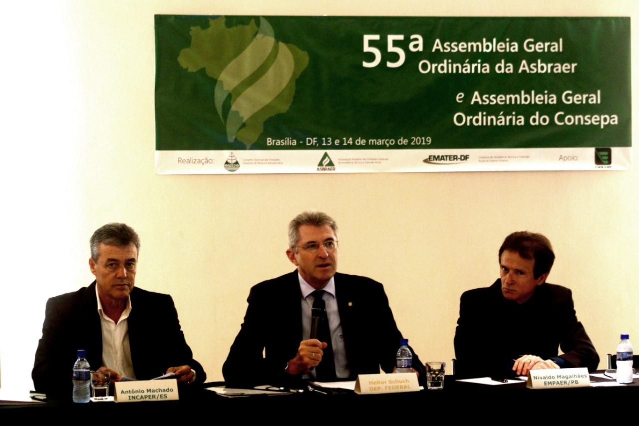 Frente Parlamentar do Agronegócio e Agricultura Familiar atuará para pequeno produtor