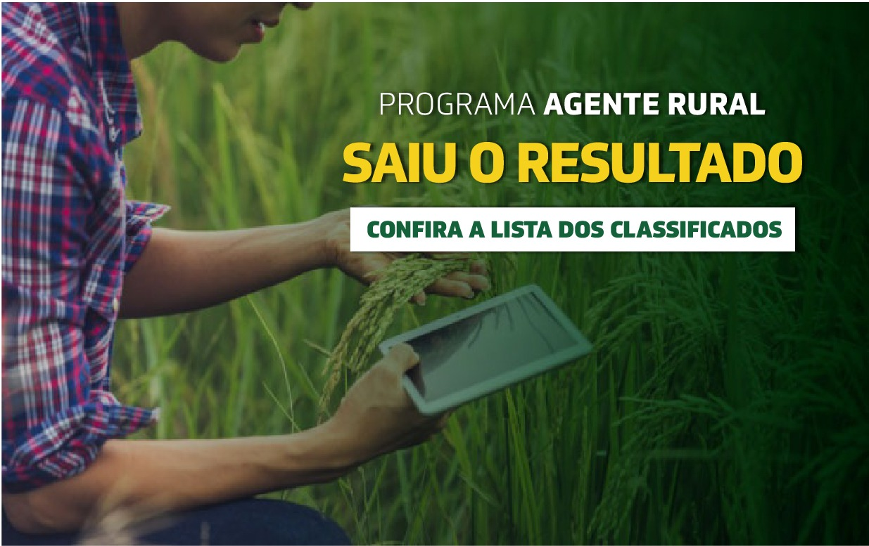 Agente Rural – SDA divulga resultado da prova objetiva e classificados na primeira fase
