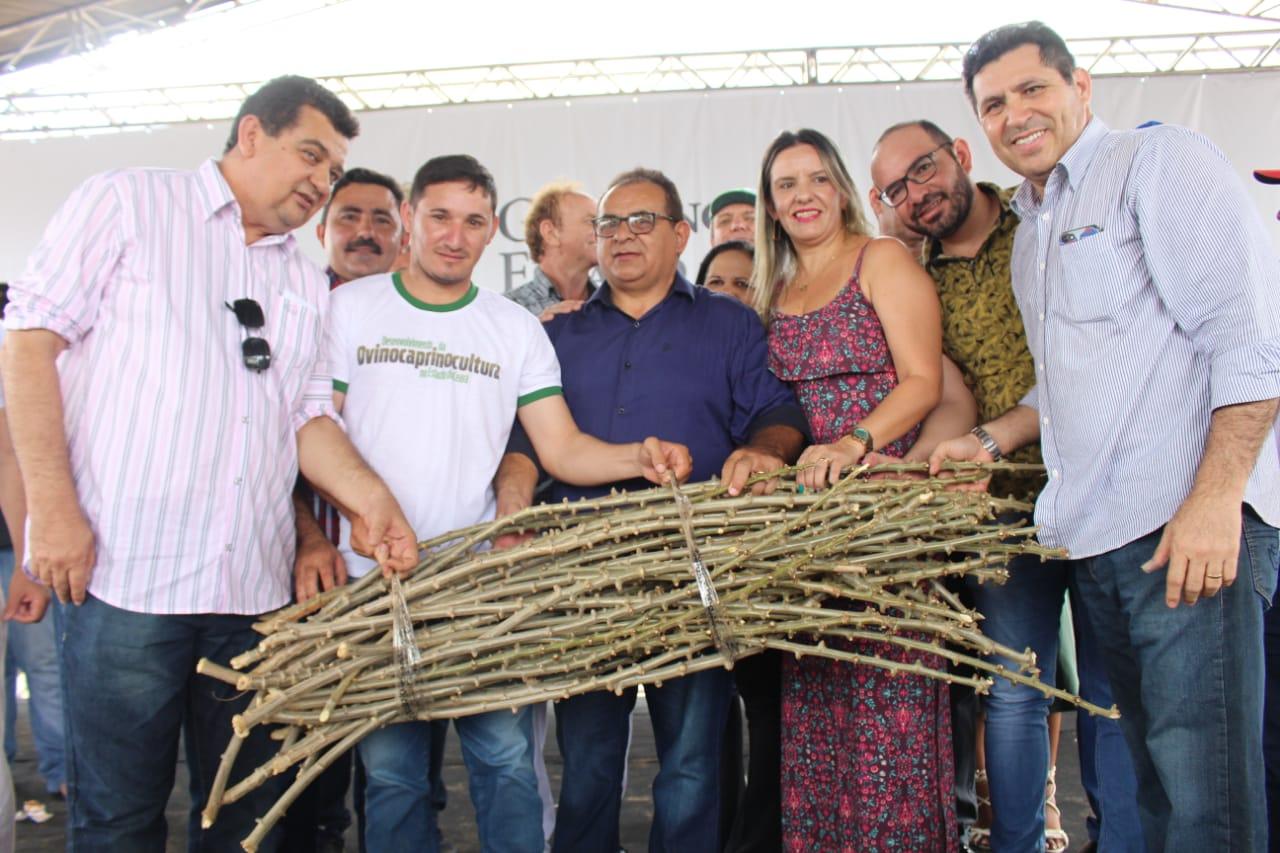 Ematerce participa do lançamento da 33ª edição do Hora de Plantar em Crateús