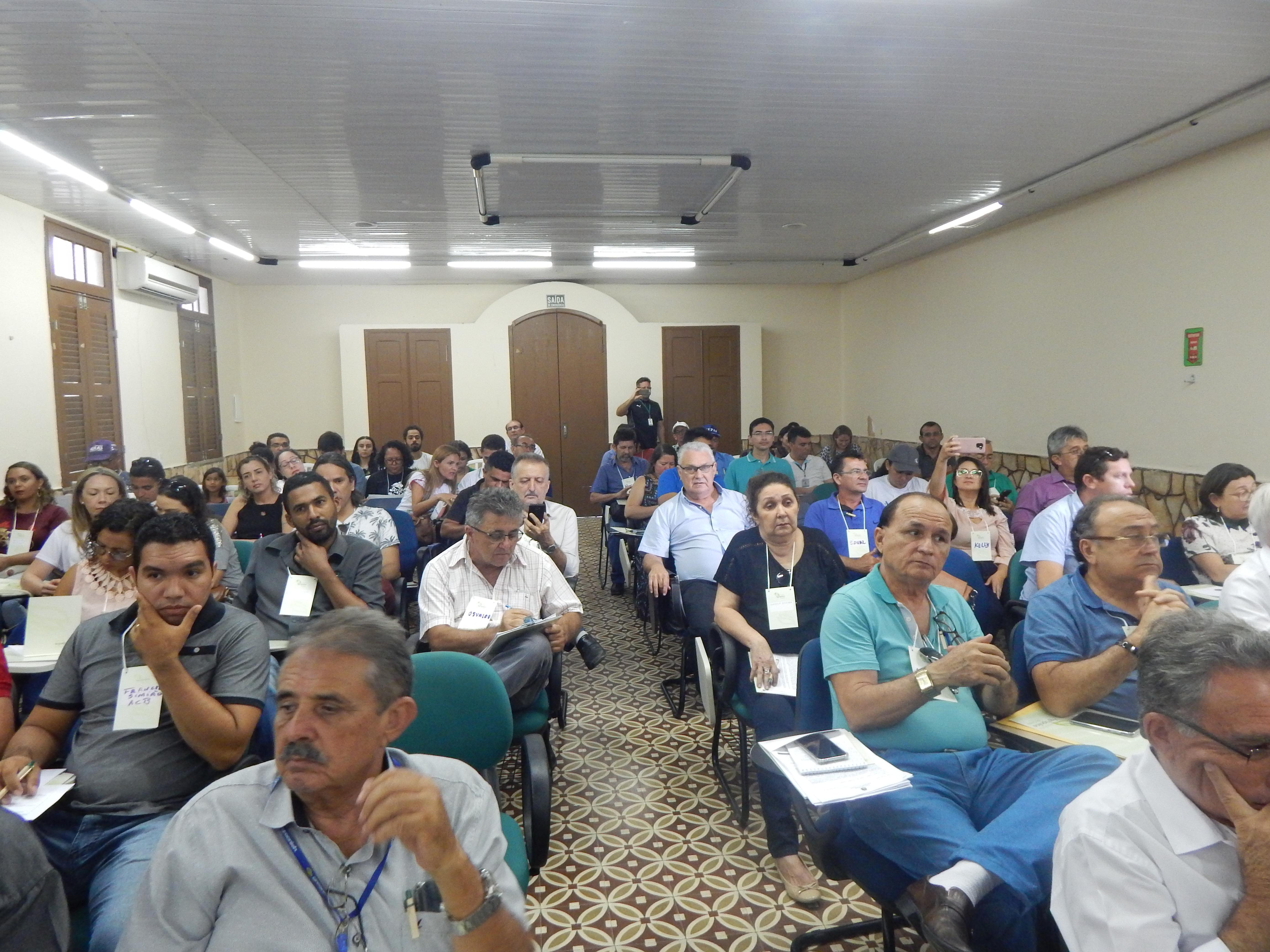 Cetrex: CEDR promove seminário sobre experiências exitosas no meio rural